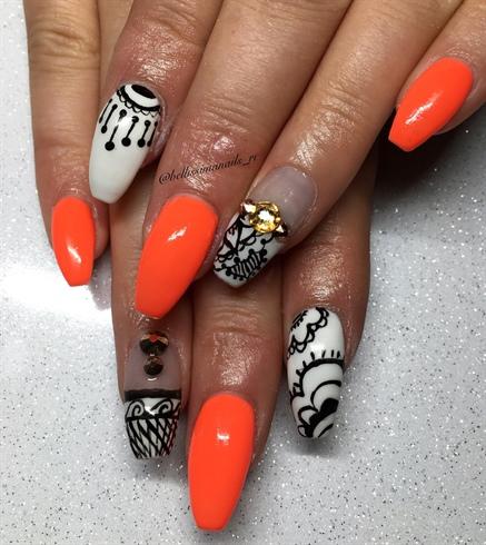 Orange neons🍊