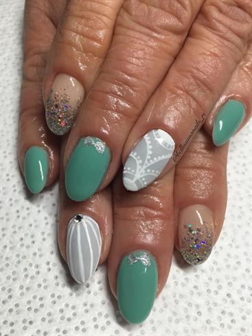 Tiffany And Grey Sparkle