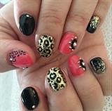 Leopard Print Sparkle