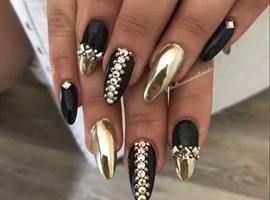 Gold Chrome🖤