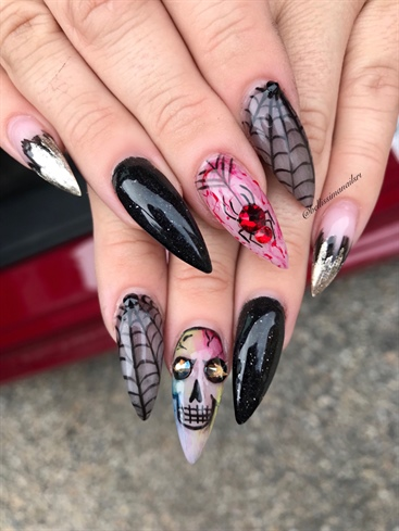 Halloween Claws