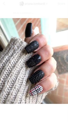 Black Sweaters