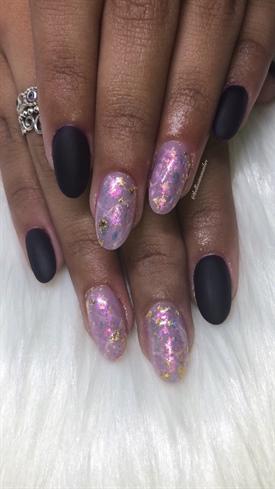 Matte Purple Opals🔮