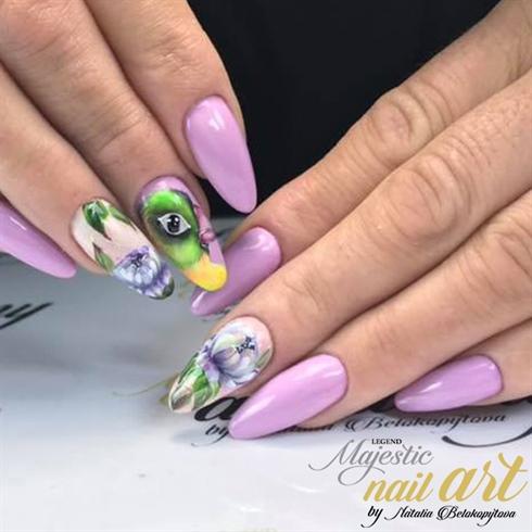Zhostovo Design Painting Gel