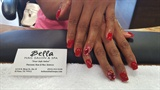 Cherry blossom red !