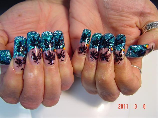 nails by Benson ( fantasy nails & hair) - Nail Art Gallery