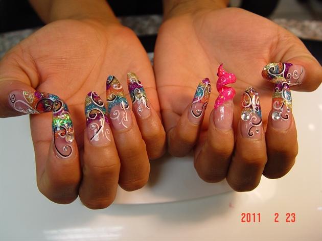 nails by Benson(fantasy, SA)