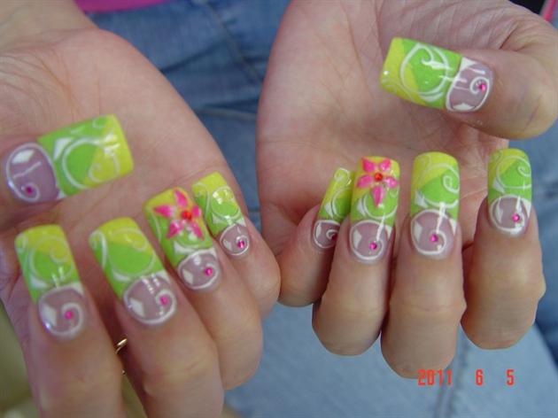 Benson fantasy nail ,SA