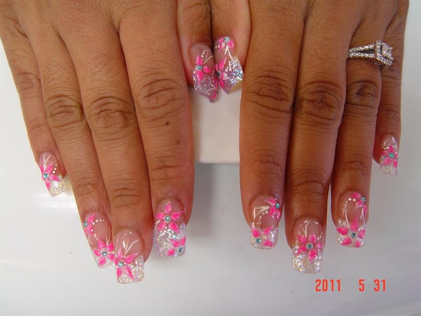 Benson fantasy nails ,SA - Nail Art Gallery