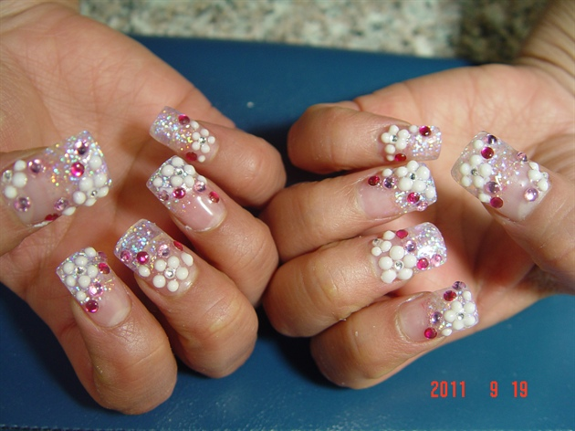 fantasy nails & hair