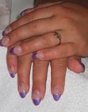 Lilac metallic