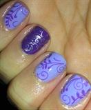 Purple BM Stamp