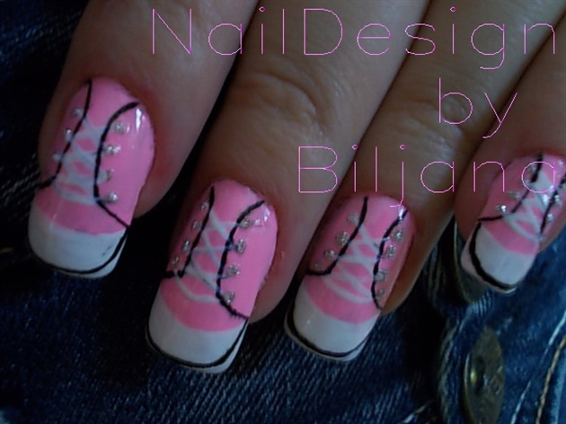 Pink Converse2