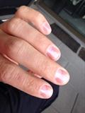 Polished Natural Nails