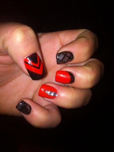 Gel Polish Nail Art ❤️❤️❤️