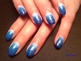 Kylee's Blue fade
