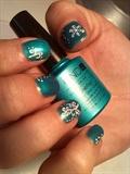 Kats Christmas Nails
