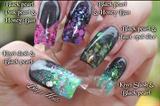 more opal slice & glitters