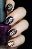Filigree Nail Decoration