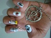 Fullmetal Alchemist Inspired Nail Art