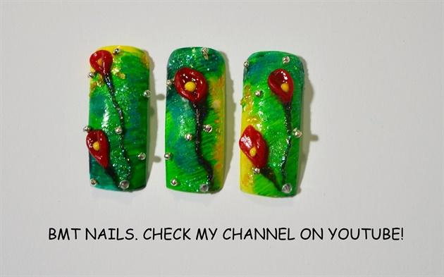 Nail design 6