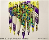 Nail art. Original design by BMT NAILS.