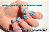 Valentine nail art full tutorial Youtube