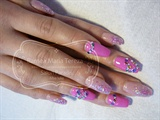 Valentine nail art by BMT NAILS 15