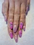 Valentine nails by BMT NAILS 14
