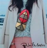 Bright Geometric Nail