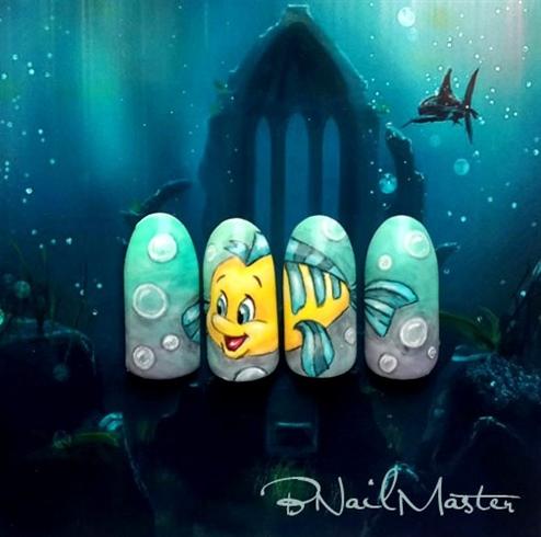 Flounder, The Little Mermaid