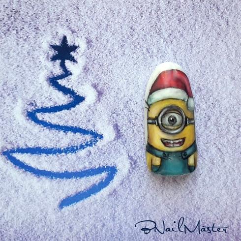 Christmas Minion