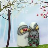 Cute Hare