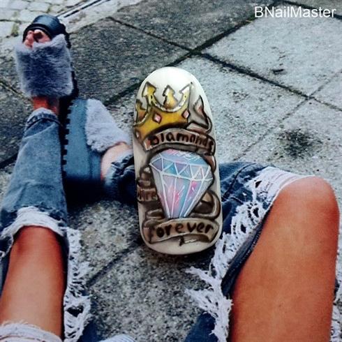 Queen Tattoo