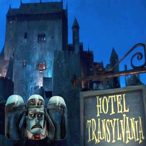 Frankenstein, Hotel Transylvania