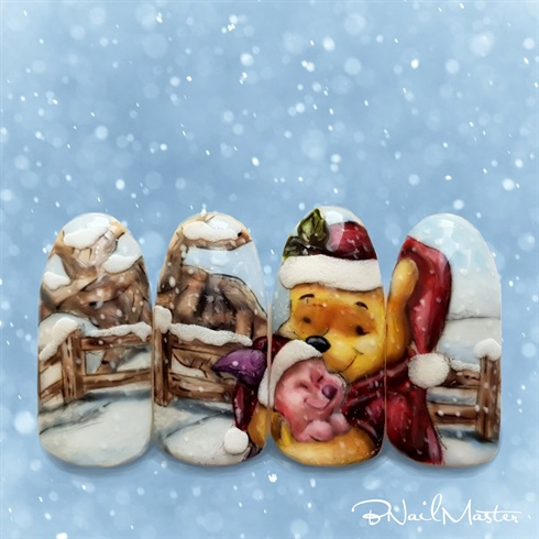 Christmas Winnie-the-Pooh