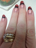 Scarecrow French Manicure
