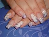 Purple nails....:)