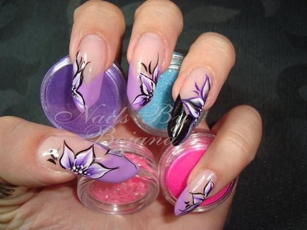 Purple edge..:)