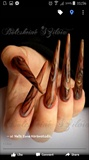 Wooden nails