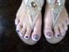 pedicure nail and design