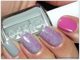 Saran Wrap Nails