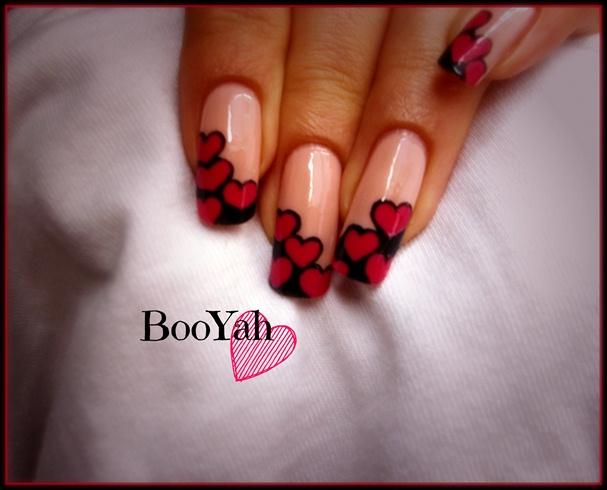 Pink hearts ❤