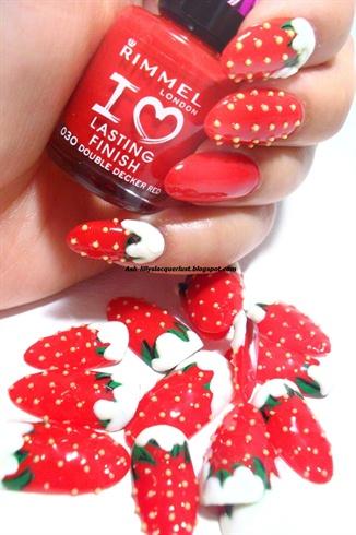 Inviting Strawberry
