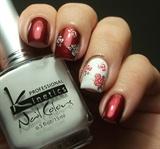 Kinetics KP 234 Red Gown & Kinetics KP