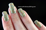 Candy Color Glitter Sparkle YogurtPolish