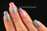 Heart Water Decals