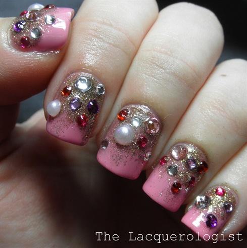Valentine's Day Glitter & Confetti Manic