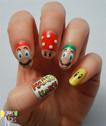 Do you like those lovely Mario Kart ?