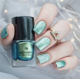 Chameleon stamping nails